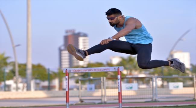 Rekortmen atlet Sinan Ören, Tokyo Olimpiyat Oyunları için kota peşinde