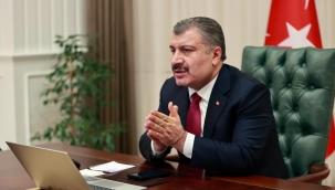 Sağlık Bakanı Koca'dan vaka sayılarına ilişkin uyarı