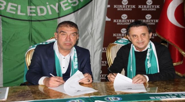 Serik Belediyespor, teknik direktör Suat Kaya ile anlaştı