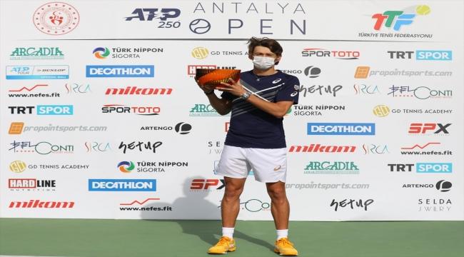 Tenis: Antalya Açık