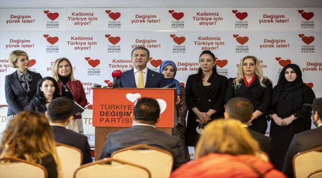 Türkiye Değişim Partisi MYK toplantısı