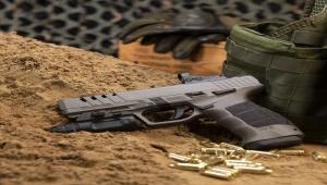 """Türkiye'nin özgün ve yerli tabancası SAR 9X, ABD'de """"2020 Yılının En İyi Tabancası"""" seçildi"""