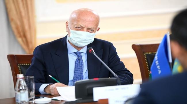 """TÜRKPA Seçim Gözlem Heyeti Başkanı Uçma: """"Kazakistan'da son derece şeffaf bir seçim yapıldı"""""""