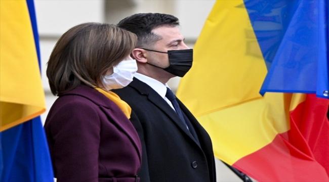 Ukrayna ve Moldova birbirlerinin toprak bütünlüğünü destekleyecek