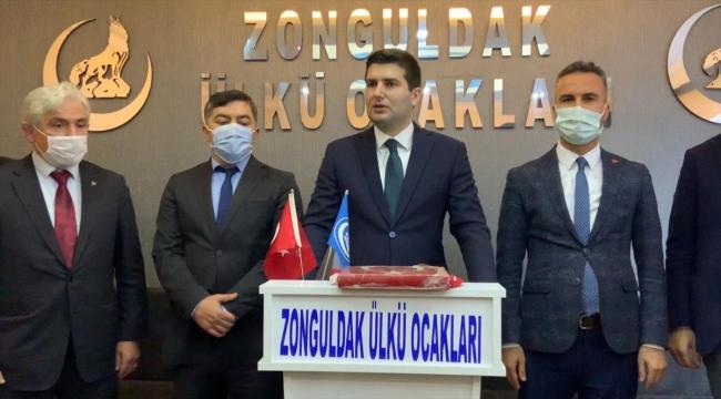 Ülkü Ocakları Eğitim ve Kültür Vakfı Genel Başkanı Yıldırım: