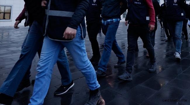 20 ilde yapılan terör operasyonu: 46 gözaltı kararı