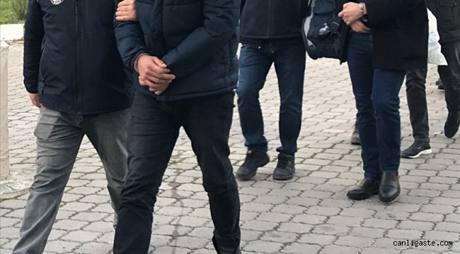 6 ilde terör örgütü PKK/KCK operasyonunda 42 gözaltı
