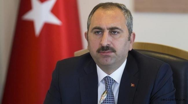 Adalet Bakanı Gül: Türkiye'de her kesimin 'bu benim anayasam' diyebileceği anayasayı yapmak bizim birinci görevimiz