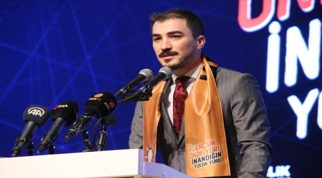 AK Parti Genel Başkan Yardımcısı Usta, partisinin Konya İl Gençlik Kolları 6. Olağan Kongresi'nde konuştu: