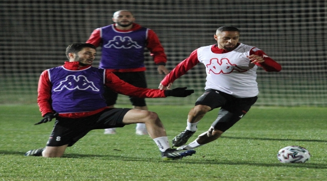 Antalyaspor, Yeni Malatyaspor karşılaşmasına hazır