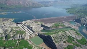 Bakan Pakdemirli, 2020'de HES'lerde üretilen elektrikle ekonomiye 31,2 milyar lira katkı sağlandı