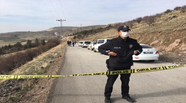 Ankara'da bir kişi silahla öldürülmüş bulundu