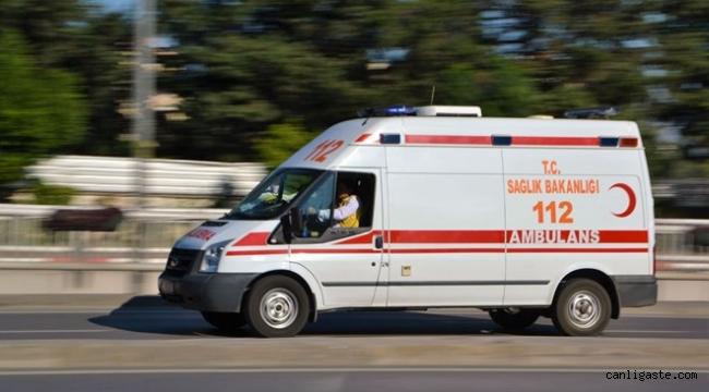 Beylikdüzü'nde silahla yaralanan kişi hastaneye kaldırıldı
