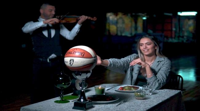 ÇBK Mersin Yenişehir Belediyespor'dan Sevgililer Günü klibi