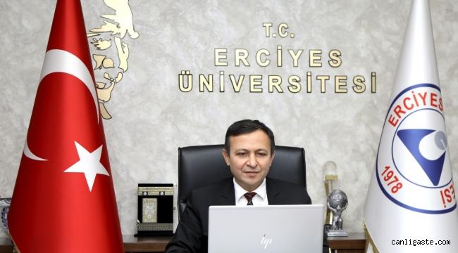 """ERÜ'de """"3.Araştırma ve İnovasyon Çalıştayı"""" düzenlendi"""