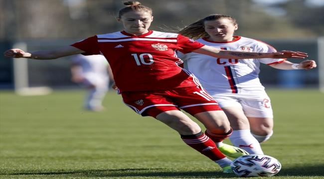 Futbol: Kadınlar Uluslararası Hazırlık Maçı