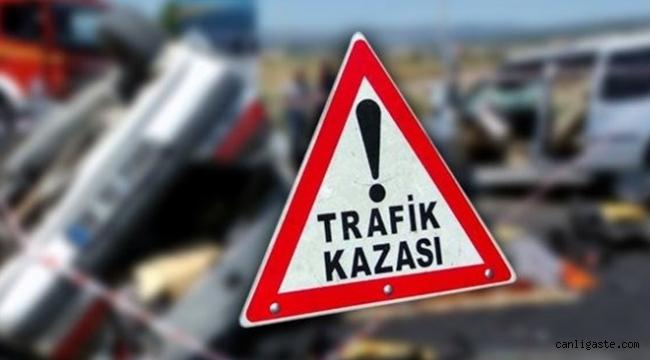 İki ayrı trafik kazasında 7 kişi yaralandı