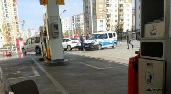 Kayseri'de araba yıkamanın bedeli 3 Bin 150 Lira