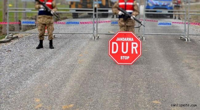 Kayseri Yeşilhisar'da bir mahalle karantinaya alındı