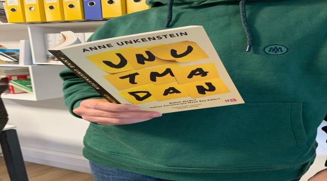 Klinik nöropsikolog Anne Unkenstein hafıza sorunlarıyla baş etmenin yollarını anlatıyor