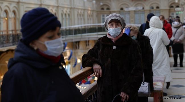 Kovid-19 salgınıyla ilgili dünyada son 24 saat