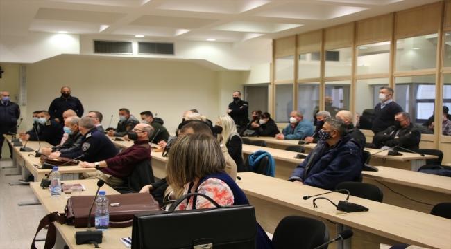 """Kuzey Makedonya'daki """"Monstrum"""" davasında karar açıklandı"""