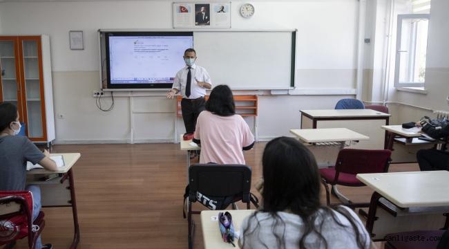MEB'den liselerde yüz yüze eğitimin ayrıntılarıyla ilgili açıklama