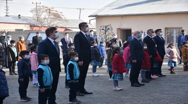 Milli Eğitim Bakanı Selçuk: Şubat'ın son haftası öğretmenlerimizin ilk doz aşılarının yapılmasına başlanacak