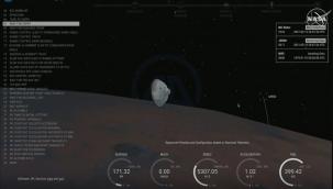 NASA'nın uzay aracı Perseverance Mars'a sorunsuz iniş yaptı