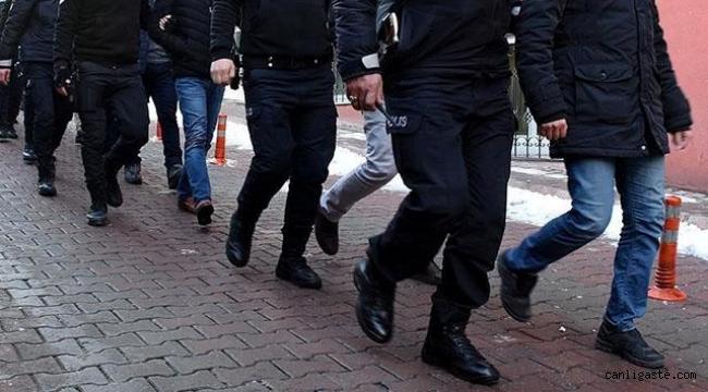 Şanlıurfa merkezli 10 ilde yapılan terör operasyonunda: 17 gözaltı