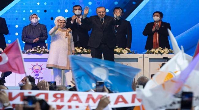 AK Parti 7. Olağan Büyük Kongresi çalışmalarına başladı