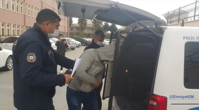 Aydın'da filyasyon ekibine saldıran kişi tutuklandı