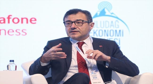 """Cumhurbaşkanlığı Finans Ofisi Başkanı Aşan: """"Türkiye yaşadığı türbülansı aşacak ve yoluna devam edecek"""""""