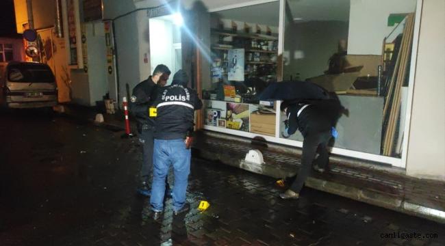 Dernek lokaline pompalı tüfekle saldırı