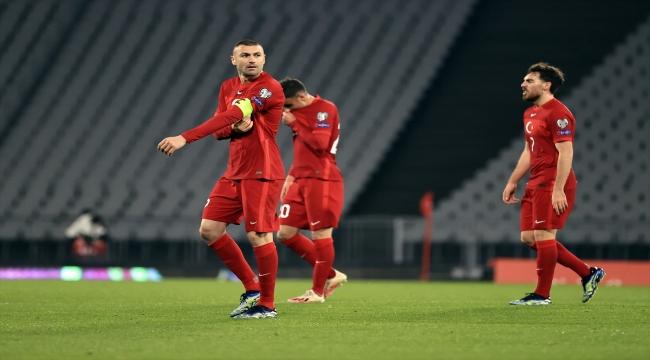 Futbol: 2022 FIFA Dünya Kupası Elemeleri