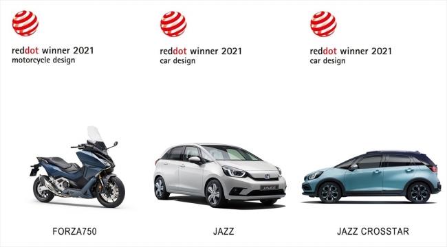 Honda, Red Dot Tasarım Ödülleri 2021'de 3 ödül aldı