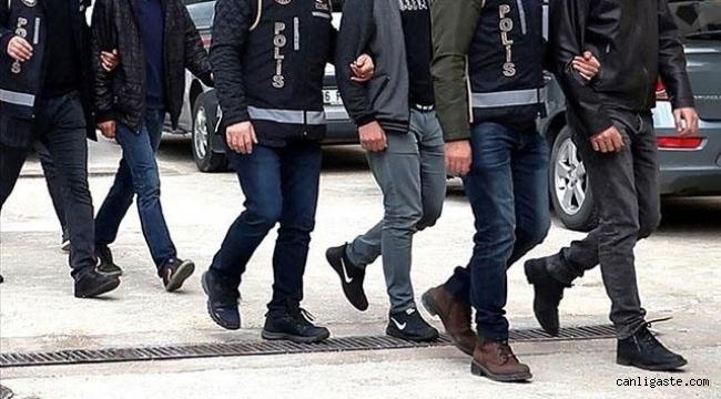 Malatya'da organize suç örgütü operasyonunda 16 şüpheli yakalandı