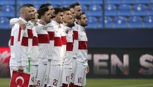 TFF: Türkiye-Letonya karşılaşmasına seyirci alınması uygun bulunmadı
