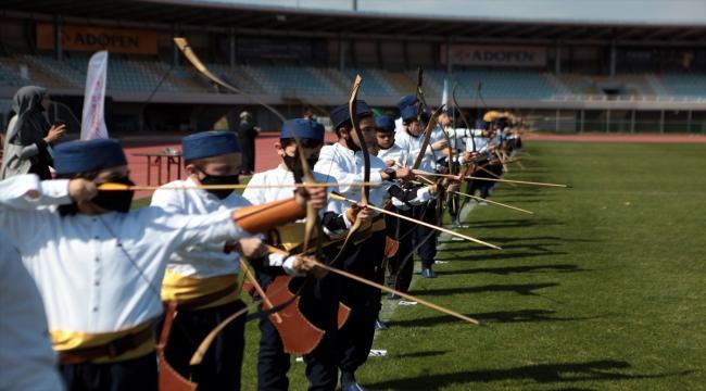 """""""1207 Antalya Fetih Kupası 4. Geleneksel Türk Okçuluğu Yarışması"""" düzenlendi"""