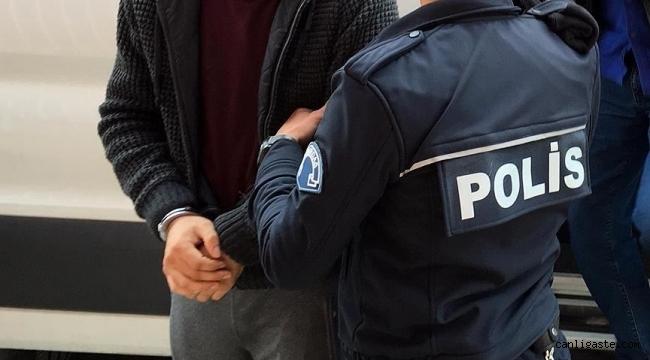 2 ilde suç örgütü operasyonu: 3 tutuklama