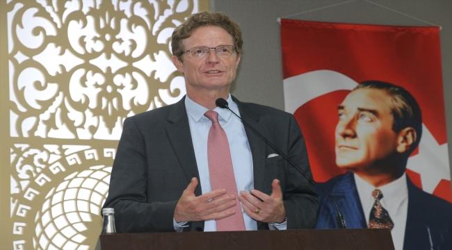 AB Türkiye Delegasyonu Başkanı Büyükelçi Meyer-Landrut, Adana'da PIKTES ekibiyle toplantı yaptı