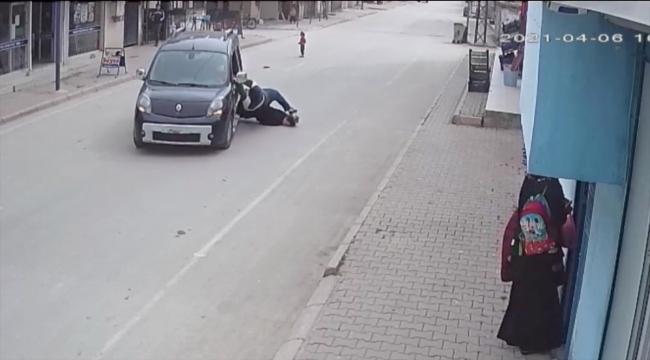 Adana'da iki kardeşin yerde sürüklenerek yaralanmasına neden olan kapkaç  zanlısı yakalandı - Genel Haber - Kayseri Canlı Gaste