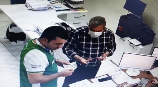 Adana'da sahte dövizle iki kişiyi dolandıran zanlı tutuklandı