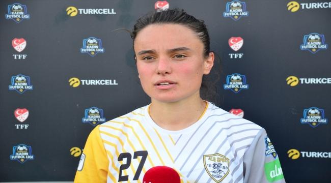 ALG Spor-Kayseri Gençlerbirliği maçının ardından