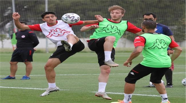 Antalyaspor, Göztepe karşılaşmasının hazırlıklarına başladı
