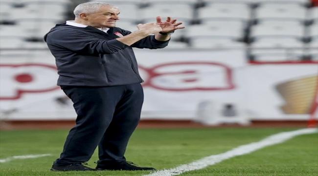 Antalyaspor-Sivasspor maçının ardından