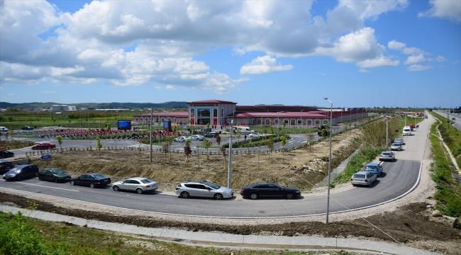 Arnavutluk Başbakanı Rama, Türkiye-Arnavutluk Fier Dostluk Hastanesi Açılış Programı'nda konuştu: