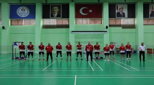 Avrupa Badminton Şampiyonası Ukrayna'da yapılacak