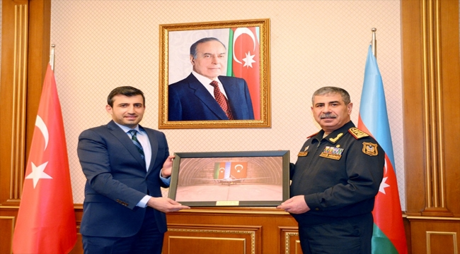 Azerbaycan Cumhurbaşkanı Aliyev, Baykar ürünlerinin Karabağ savaşında önemli rol oynadığını vurguladı