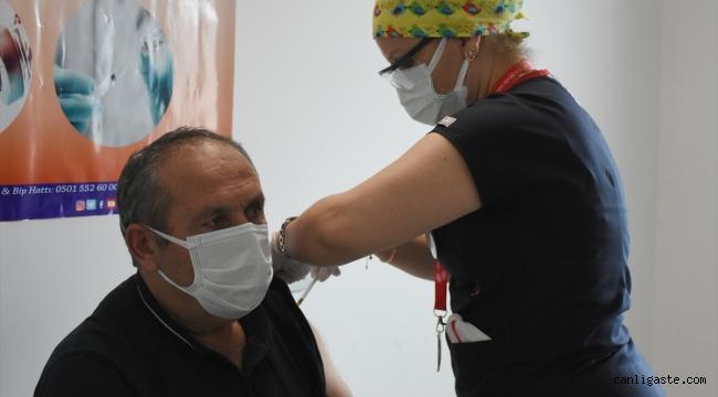 BioNTech aşısı uygulanmaya başladı! Aşı randevusu nasıl alınır?